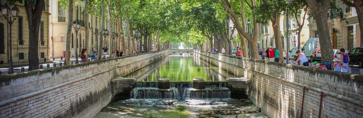 évaluation entreprise depuis proximité quai de la fontaine nimes
